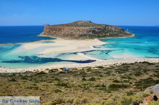 Balo strand Gramvoussa Kreta